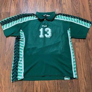 ⚽️ vintage FILA soccer jersey ⚽️